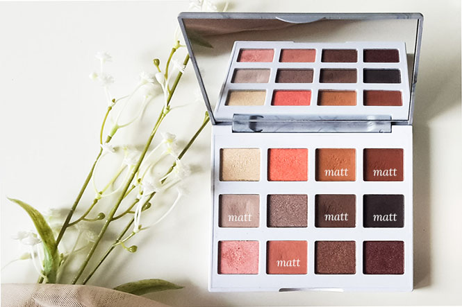 Marble Collection Warm Stone BH Cosmetics