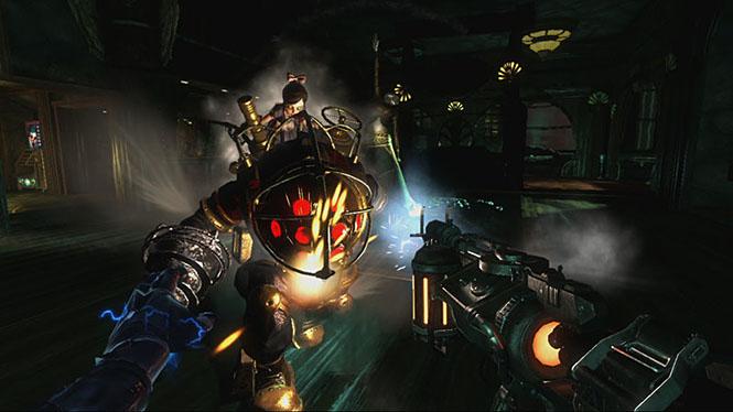 Bioshock 2 durchgespielt